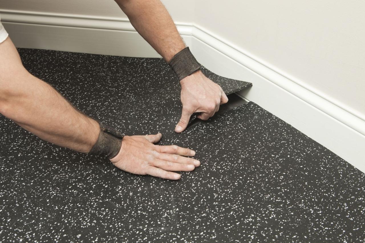 The Best Rubber Flooring Company At Saudi Arabia Pro