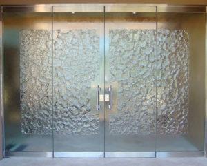 أبواب من زجاج سيكيوريت